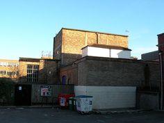 Cube Microplex Cinema, Bristol, UK.