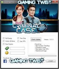 How To Get Free Coins Stars And Burgers On Criminal Case Without Waiting Criminal Case Hack Criminal Case Hack And Cheats Criminal Case Hack 2018 Updated