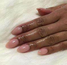 Perfect Nails, Gorgeous Nails, Pretty Nails, Types Of Nails Shapes, Nails Types, Uñas Diy, Natural Gel Nails, Natural Nail Shapes, Natural Looking Acrylic Nails