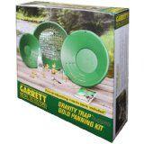 GARRETT Goldwaschen Goldwaschpfannen PROFI SET Tape, Gold, Duct Tape, Ribbon, Band, Ice