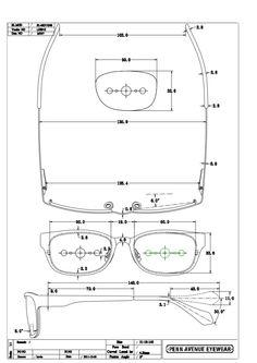 Penn Avenue Eyewear | Blogl Inside Look: Frame Design