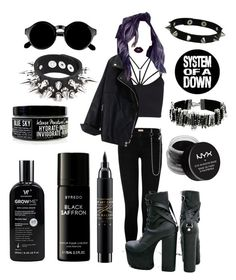 """War Eternal 🏴"" by violenceinsilence ❤ liked on Polyvore featuring Sweaty Betty, True Religion, Current Mood, Lime Crime, Liberty, MAC Cosmetics, NYX, Apex, Marc Jacobs and Retrò"