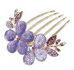 Lovely Vintage Jewelry Crystal Hair Clips Hairpins Combs - For Hair Clip Beauty Tools *** Check out the image by visiting the link. #hairmake