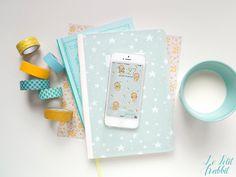 [GRAPICH] Pimp my phone: free smartphone wallpaper february 2016 designe by Le Petit Rabbit