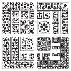 32 Best Medieval Patterns Images Medieval Pattern