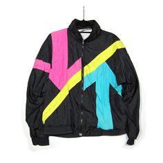 80's Adidas Shell Suit Jacket - Windbreaker - Medium | CLUB KID   ...
