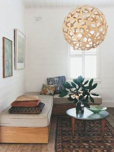 cool way in how to make living room look bigger