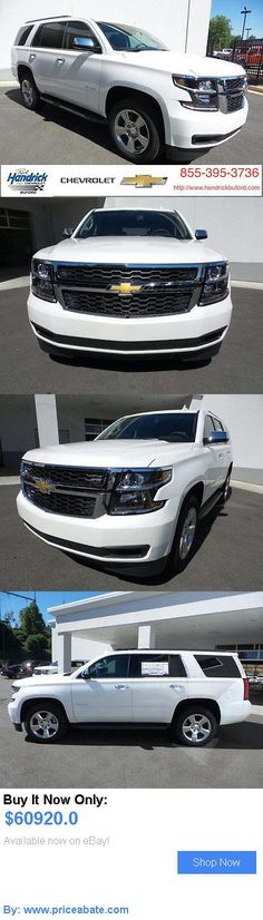 SUVs: Chevrolet: Tahoe 2Wd 4Dr Lt 2 Wd 4 Dr Lt New Suv Automatic Iridescent Pearl Tricoat BUY IT NOW ONLY: $60920.0 #priceabateSUVs OR #priceabate