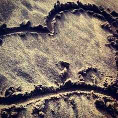 Heart In The Sand.<3