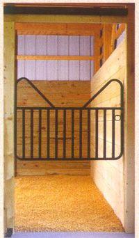 "Horse Stall Gates, 60"", $230"