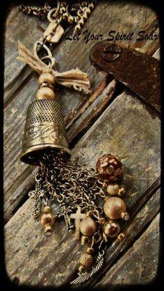 Thimble Necklace - JUNKMARKET Style