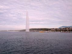 Geneva jet d'eau, 2013