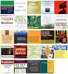 Take a look at the Top 25 Books on Drug and Alcohol Addiction compiled by Dr. Clinton Weyand of Inspire Malibu