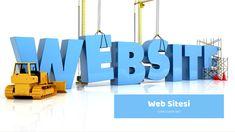 Web sitesinin olmazsa olmazları önemli bir konudur; çünkü şirket ya da bir kişinin kendi çevresinden çıkıp daha geniş bir çevreye ya da dünyaya açılan penceresi sahip oldukları web sitesi olur....