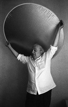 Federico Fellini by Paola Agosti, 1992