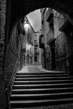Els Ports en b/n by Elvira Castellví, via 500px