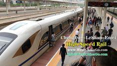 ChengDu LeShan Emei High Speed Rail Chengdu, Giant Buddha, High Speed Rail, Tours, Train, Strollers