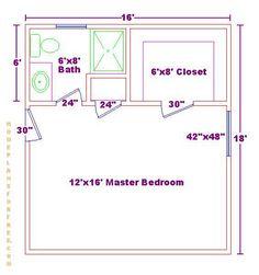 Best 25 Best Master Bedroom Floor Plans With Ensuite Images 640 x 480