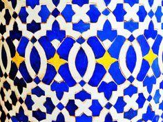 All sizes | 72-zellij-kasbah-telouet-maroc | Flickr - Photo Sharing!