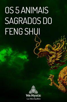 Você sabia que os animais sagrados do Feng Shui devem estar disposto de uma certa maneira no terreno antes de construirmos nossa casa? Entenda.