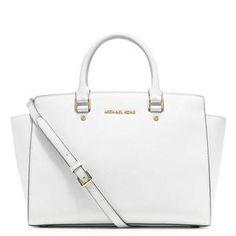 MICHAEL Michael Kors Selma Large East West Satchel - Michael Kors Handbags - Handbags \u0026amp; Accessories - Macy\u0026#39;s