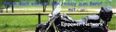 Mach doch einfach dein Hobby zum Beruf. mit Empowernetwork Manfred, Blog, Hobbies, Simple, Blogging