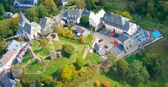 Burghaus Kronenburg das Schlosshotel - Hotel Restaurant Tagungen Seminare Eifel: Schlosshotel Burghaus Kronenburg