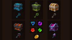 Картинки по запросу chest icon