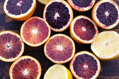 Stunning citrus. I want this as a print.