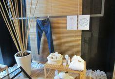 Wrangler lancia la Denim Spa: jeans che incorporano trattamenti idratanti e anticellulite. #jeans #cellulite