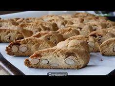 Pasteles de colores: Cantuccini de almendras