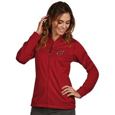 Women's Nike Gray/Cardinal Arizona Cardinals Touchdown Tri-Blend ...
