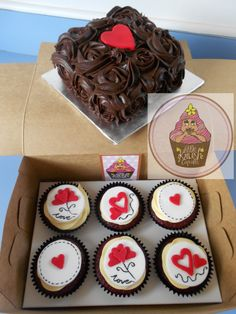 Valentines goodies @ https://www.facebook.com/pages/Little-Krush-Cupcakes-NZ/485728288124195