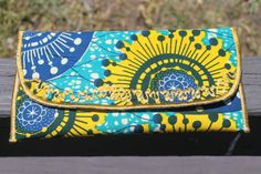 Ankara Clutch by ImoseBoutique on Etsy, $30.00