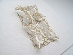 Paper cutting loveliness.