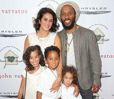 "Ziggy Marley & Wife Welcome Fourth Child  ""…Robert Nesta Marley"""