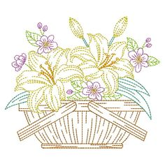 Vintage Embroidery, Custom Embroidery, Embroidery Thread, Machine Embroidery Designs, Embroidery Patterns, Primitive Stitchery, Color Me Beautiful, Applique Quilts, Sewing Hacks