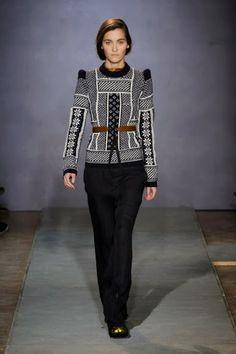 Martin Margiela @ Paris Fashion Week winter 2014-15 - video