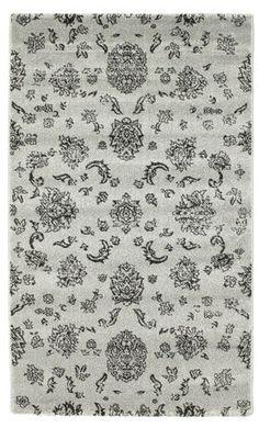 Scandinavia - Zwart / Grijs tapijt 100x160