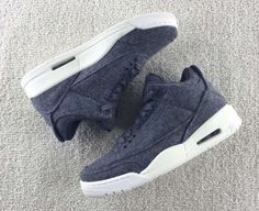 Detailed Images Of The Air Jordan 3 Wool