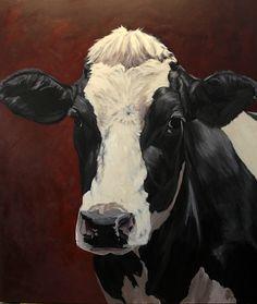 My favorite cow artist, #Denise Rich