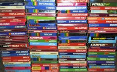 intellivision cartridge packaging - Google Search