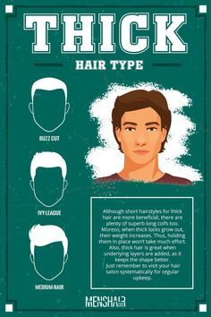 The Complete Guide To All Hair Types With Visual Examples 25 Best Men S Fringe Hairstyles Bangs For Men 2019 Guide 11 Face Shape Hairstyles, Short Hairstyles For Thick Hair, Cool Hairstyles For Men, Haircuts For Fine Hair, Haircut For Thick Hair, Fringe Hairstyles, Hairstyles With Bangs, Male Hairstyles, Long Hair