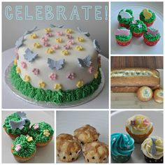 Sew Lah Tea Dough: Celebrate with Cake! Cakes And More, Free Food, Sew, Celebrities, Thursday, Party, Desserts, Recipes, Sugar