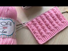 Free Knitting, Baby Knitting, Knitting Patterns, Crochet Cardigan, Crochet Hats, Cardigan Design, Crochet Videos, Crochet Basics, The Creator