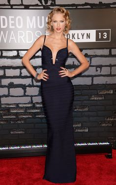 Pin for Later: Hervé Leger Shows Support For All Women by Firing Exec After Controversial Comments Taylor Swift