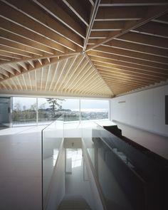 Le 49 / APOLLO Architects & Associates. Dynamic ceiling
