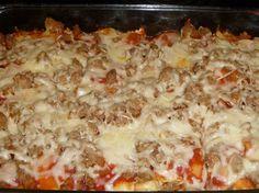 Do-Ahead Sausage Ravioli Casserole from Food.com: This originally came ...