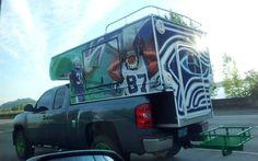 Seattle Seahawks! Go Loud!