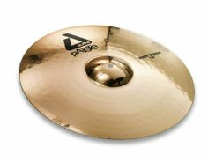 Paiste 17 Alpha 'B' Rock Crash Cymbal - Percussion Drums, Drum Music, Chicago Shopping, Musical Instruments, Musicals, Rock, Drum Sets, Zen, Products
